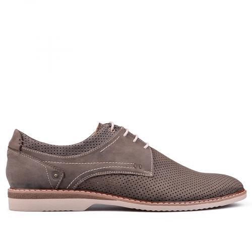 Мъжки ежедневни обувки кафяви 0131112