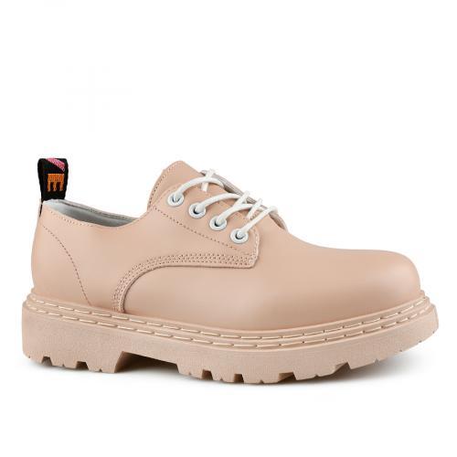 дамски ежедневни обувки розови 0142753
