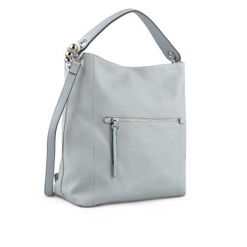 дамска ежедневна чанта синя 0137080