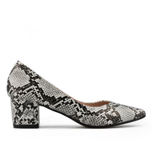 дамски елегантни обувки черни 0138135