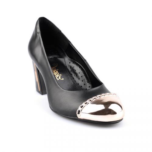 дамски ежедневни обувки черни 0124740