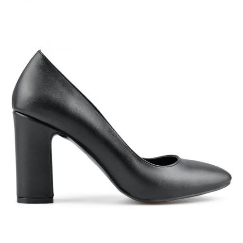 дамски елегантни обувки черни 0138315