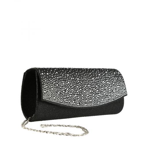 дамска елегантна чанта черна 0139866