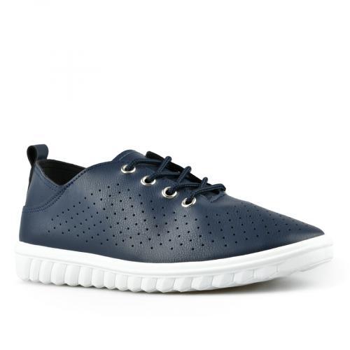 дамски ежедневни обувки сини 0143196