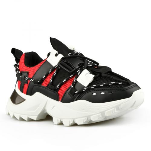 дамски ежедневни обувки черни 0141519