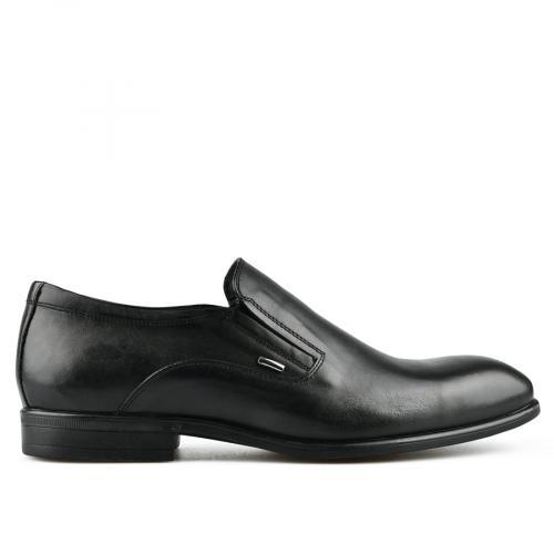 мъжки елегантни обувки черни 0144278