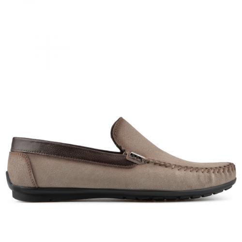 мъжки ежедневни обувки бежови 0138261