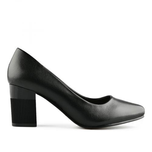дамски елегантни обувки черни 0141034