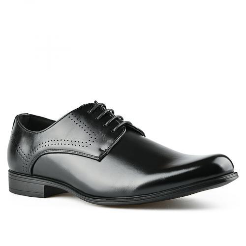 мъжки елегантни обувки черни 0143328