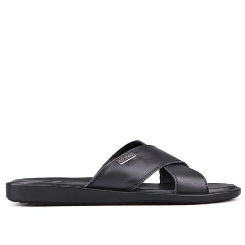 Мъжки сандали черни 0132602