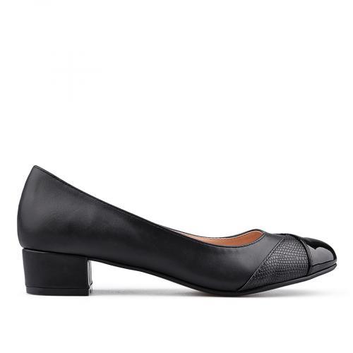 дамски ежедневни обувки черни 0132973