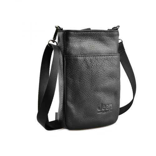 мъжка ежедневна чанта черна 0143852