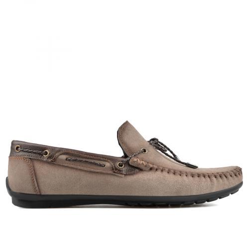 мъжки ежедневни обувки бежови 0138279