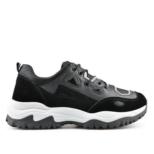 дамски ежедневни обувки черни 0138920