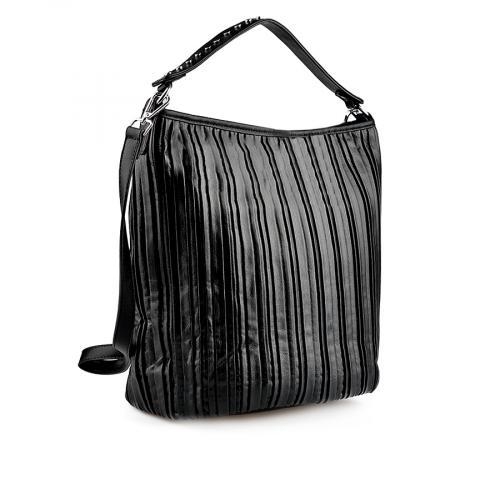 дамска ежедневна чанта черна 0137944
