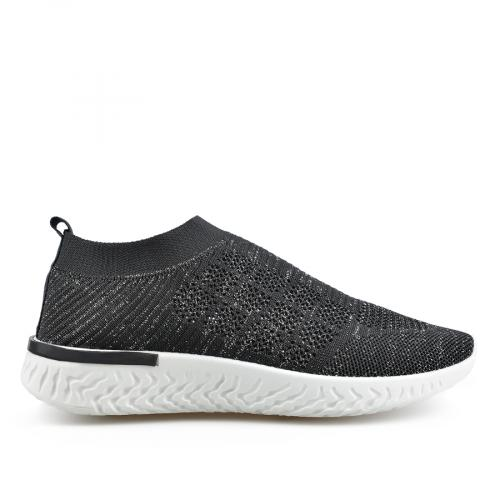 дамски ежедневни обувки черни 0136832