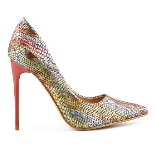 дамски елегантни обувки златисти 0140473