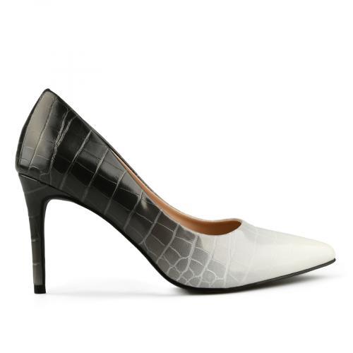 дамски елегантни обувки черни 0145034