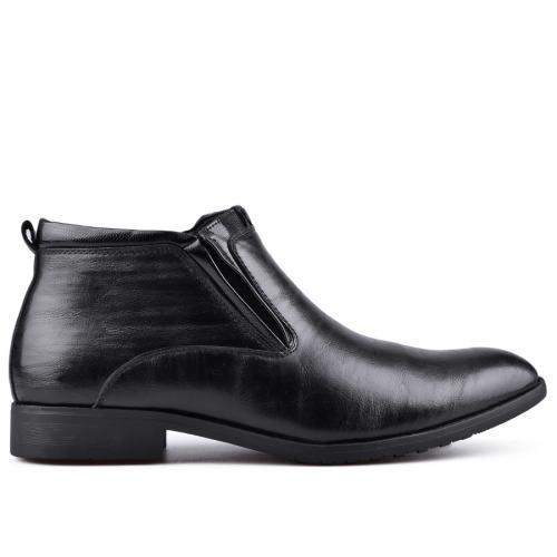мъжки елегантни боти черни 0128516