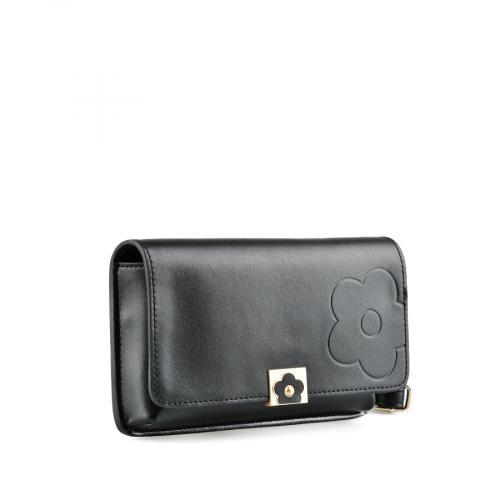 дамска ежедневна чанта черна 0142249