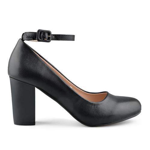 дамски елегантни обувки черни 0139140