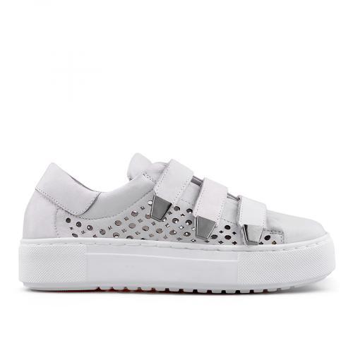 дамски ежедневни обувки сиви 0134701