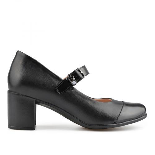 дамски ежедневни обувки черни 0138442