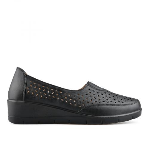 дамски ежедневни обувки черни 0137398