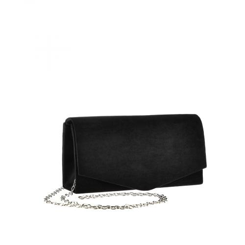 дамска елегантна чанта черна 0143752