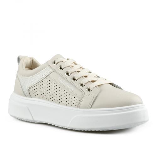 дамски ежедневни обувки бежови 0142674