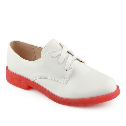 дамски ежедневни обувки бели 0140405