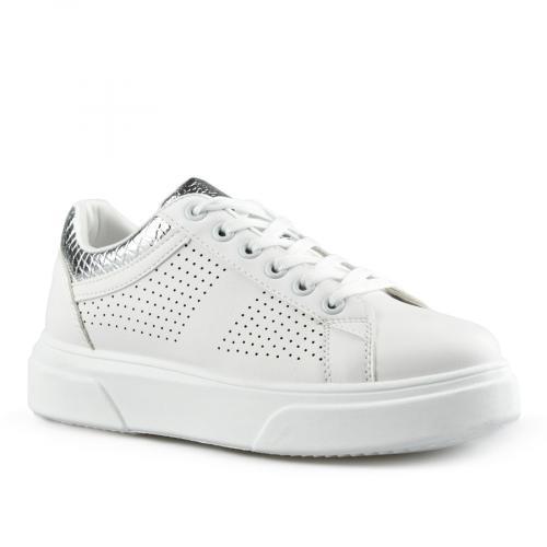 дамски ежедневни обувки бели 0142671