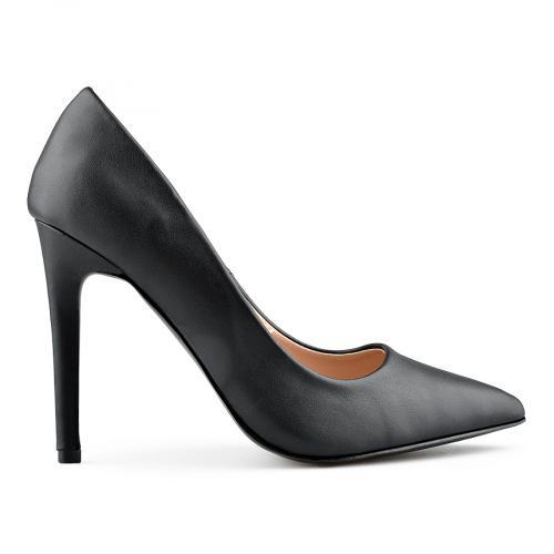 дамски елегантни обувки черни 0139003