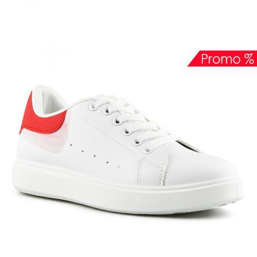 дамски ежедневни обувки бели 0141964