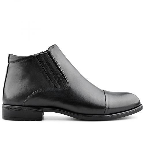 мъжки елегантни боти черни 0139526
