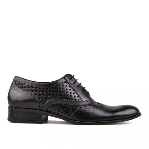 мъжки елегантни обувки черни 0117573