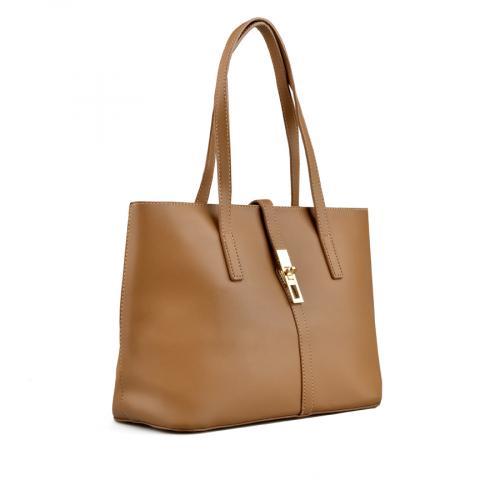 дамска ежедневна чанта кафява 0136352