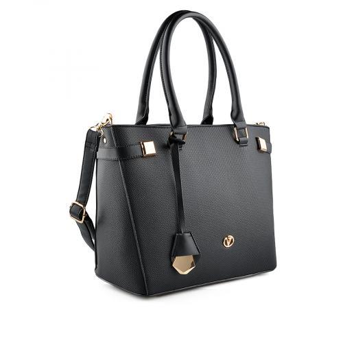 дамска ежедневна чанта черна 0139453