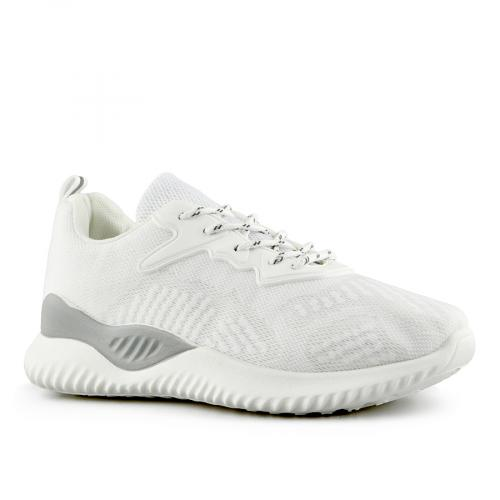 дамски ежедневни обувки бели 0140078