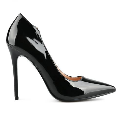 дамски елегантни обувки черни 0143217