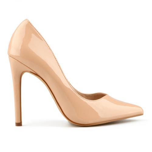 дамски елегантни обувки бежови 0145030