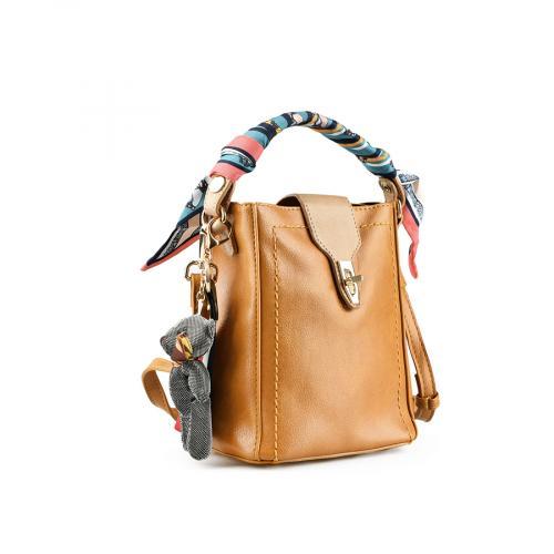 дамска ежедневна чанта кафява 0145112