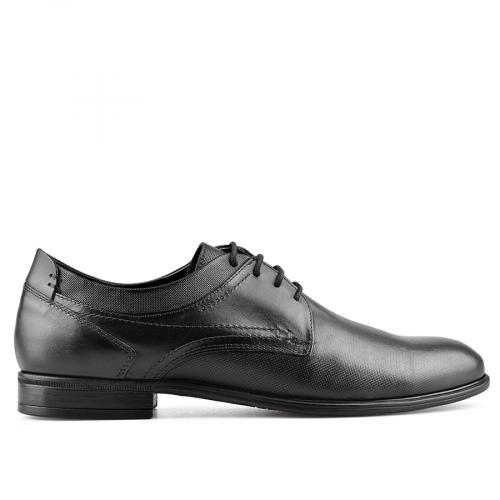 мъжки елегантни обувки черни 0138492