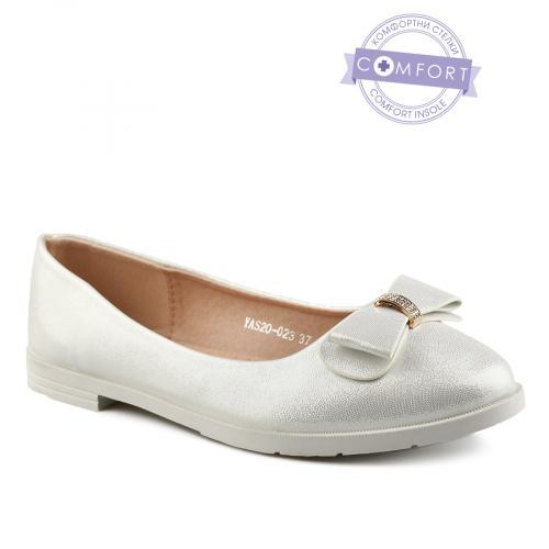 дамски ежедневни обувки бели 0140370