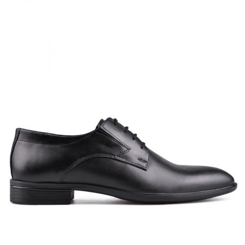 мъжки елегантни обувки черни 0130179