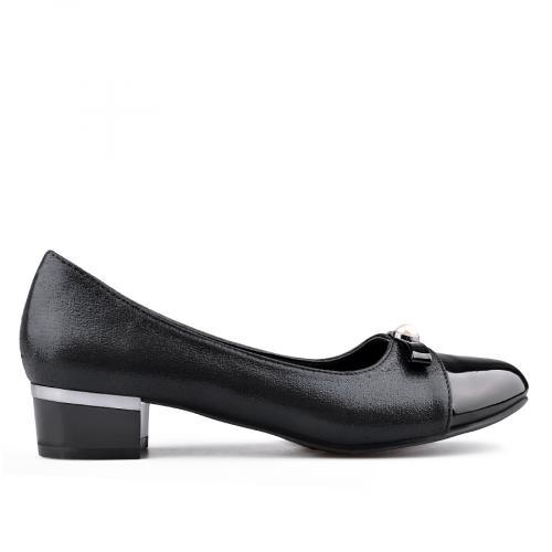 дамски ежедневни обувки черни 0134182