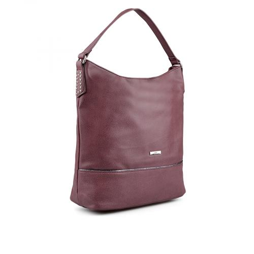 дамска ежедневна чанта бордо 0136308