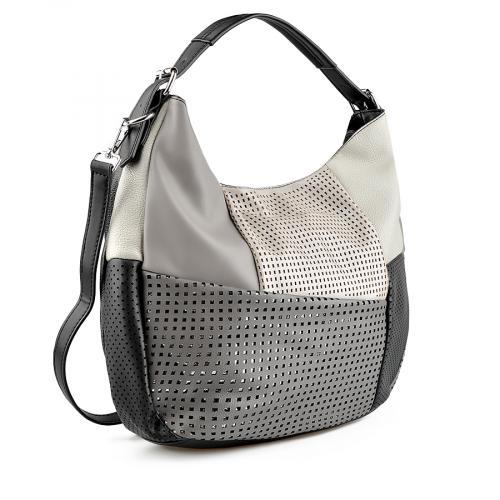 дамска ежедневна чанта черна 0137993