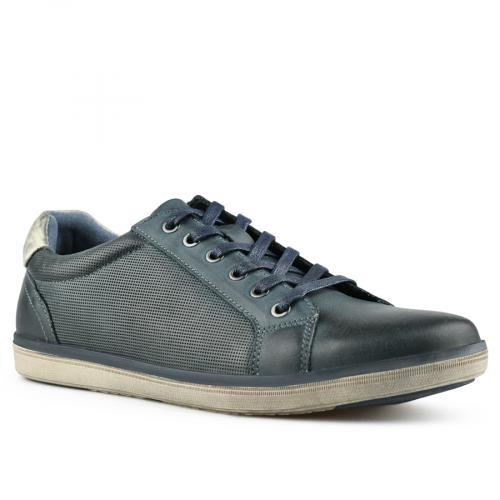 мъжки ежедневни обувки сини 0143455