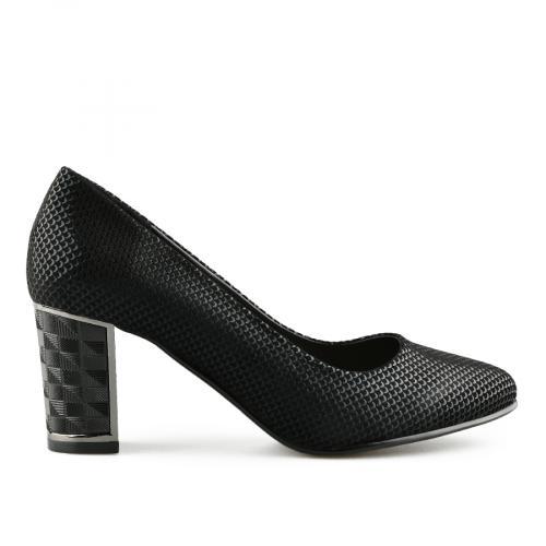 дамски елегантни обувки черни 0141033